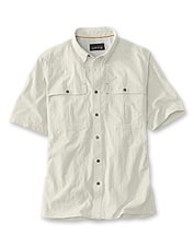Our lightweight Open Air Caster fishing shirt offers breathability and quick-dry convenience.