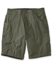 When the temperature rises, stay comfortably cool wearing quick-drying RAMBLR Shorts by KÜHL.