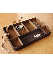 American Bison Men's Accessory Tray