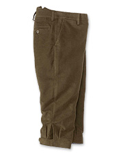 Stay warm in classic style on the hunt with these handsome moleskin breeks.