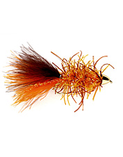 Conehead Wooly Bugger flies produce big results in turbid waters.