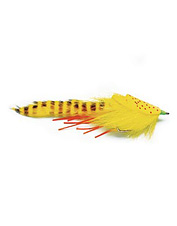 Use this pike and muskie fly to catch big predatory fish.