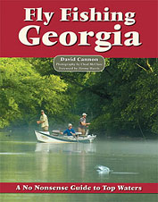 Georgia's top fly fishing waters are revealed in this fantastic guide book.