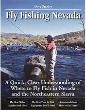 Get a clear understanding of angling in Nevada with this fly fishing guide book.