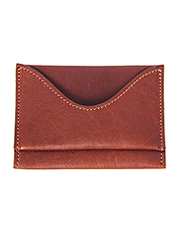 Keep your money safe and secure with our front pocket leather wallet.