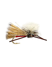 This attractor dry fly is a high-floating trout slayer.
