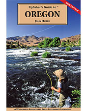Explore Oregon's hidden gems in this fly fishing guide book.