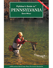 Explore exciting angling opportunities in this Pennsylvania fly fishing guide book.
