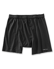 You'll enjoy all-day comfort in these men's ExOfficio boxer briefs.