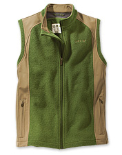 Dakota Wool Vest