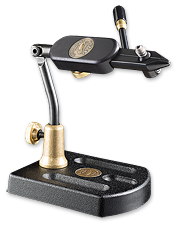 Tie flies anywhere using this portable, travel fly-tying vise. Made in USA.