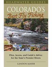 Learn the secrets of fly-fishing in Colorado with this information packed fishing guide book.