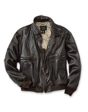 Cockpit™ Leather Jacket
