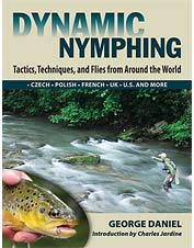 Learn nymphing techniques and tips from around the world in this informative book.