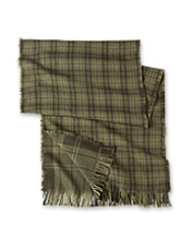 Barbour® Double-Faced Scarf