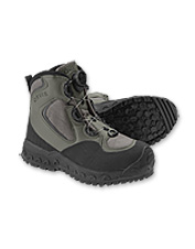 These innovative BOA Wading Boots offer incredible traction, comfort and a customized fit.