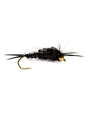 Fish this Stonefly fly pattern as if it's crawling or has become dislodged.