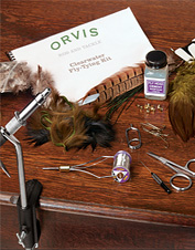 Clearwater® Fly-Tying Kit
