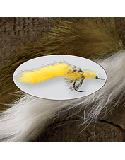 Tie bigger flies for big fish with zonker strips. Made in USA.