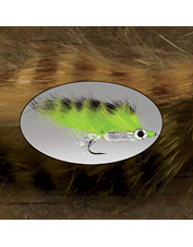 Incorporate more movement in your streamers with these fly-tying materials. Made in USA.