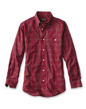 Try our softest men's wrinkle free cotton shirts.