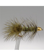 Flies are more durable when you use chenille material. Made in USA.