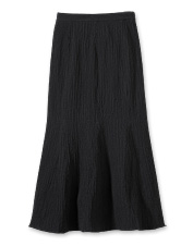 Scrunch Cloth Boot Skirt