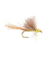 This mayfly emerger pattern is proven effective for selective trout.