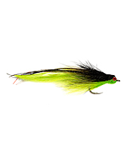 This pike and muskie fly will entice strikes from large ambush predators.