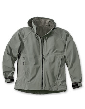 Waterproof Stretch Over/Under Jacket