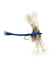 This durable and high-floating damselfly pattern is tied tough enough for big trout.