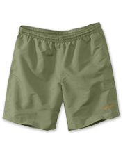 Live the laid-back beach life in Orvis Swim Trunks that wear perfectly from swim to shoreline.
