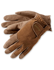 Ultrasuede® Unlined Shooting Glove