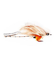Get the best qualities of a Zonker fly pattern in a lifelike shrimp pattern.