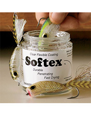 Give your flies a realistic feel with this fly-tying epoxy. Made in USA.