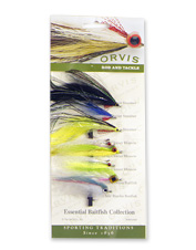 These essential offshore flies cover fishing for dolphin, false albacore, bluefish and more!