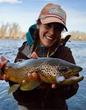 Orvis-Endorsed Fly-Fishing Lodge in Hardin, Montana.