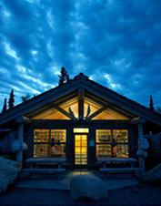 Orvis-Endorsed Fly-Fishing Lodge in Kenai, Alaska.