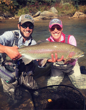 Orvis Week at North Fork Ranch