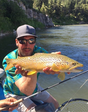 Join us for this bucket-list fly-fishing adventure in Montana.