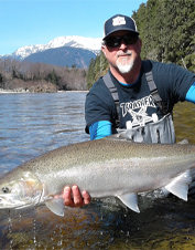Orvis-Endorsed Fly-Fishing Guide in Terrace, British Columbia