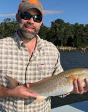 Orvis-Endorsed Fly-Fishing Guide in Fairhope, Alabama