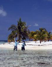 Join Orvis for Permit Palooza, a group fly-fishing trip to Belize with Blue Horizon.
