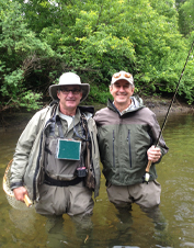 Orvis-Endorsed Fly-Fishing Guide in Dorset, Vermont