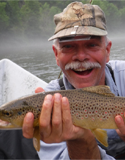 Orvis-Endorsed Fly-Fishing Guide in Stone Ridge, New York