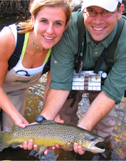 Orvis-Endorsed Fly-Fishing Guide in Maryville, Tennessee