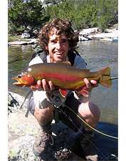 Orvis-Endorsed Fly-Fishing Guide in Lander, Wyoming