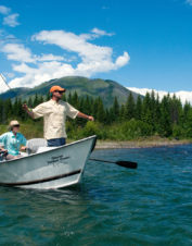 Orvis-Endorsed Fly-Fishing Outfitter in West Glacier, Montana