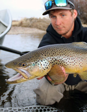 Orvis-Endorsed Fly-Fishing Outfitter / Fly Shop in Pinedale, Wyoming