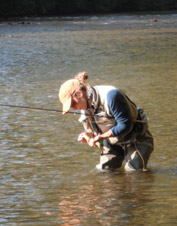 Orvis-Endorsed Fly-Fishing Guide in Mount Holly Springs, Pennsylvania